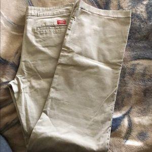 Pants - Denim jeans.